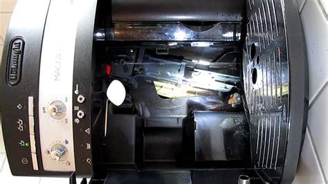 kaffeemaschine wasser vorher kocht de longhi esam3000 b kocht nur wasser