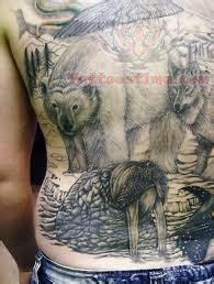 wildlife tattoo images designs