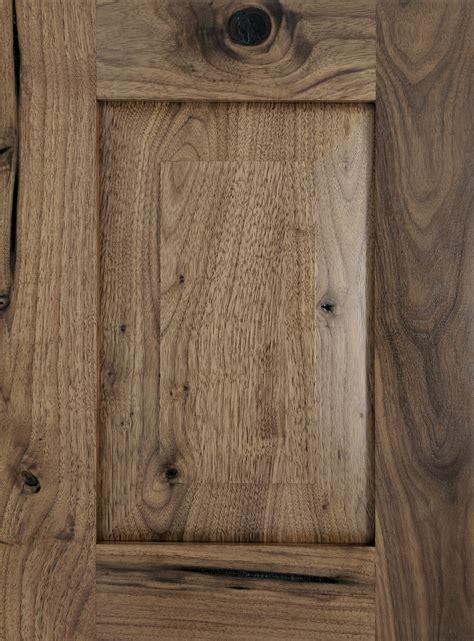 rustic walnut    woods custom cabinetry
