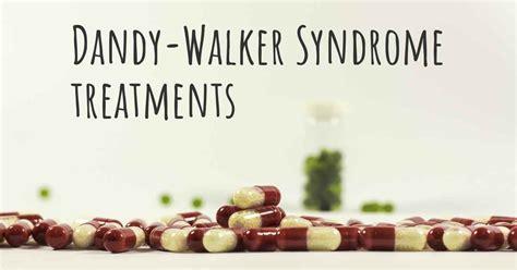 dandy walker syndrome treatment