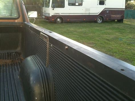 Dump Bed Insert Craigslist by Lumber Rack Installed Today Ford F150 Forum Community