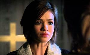Ravenswood Star Nicole Gale Anderson on Playing a Ghost