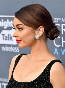 Sarah Hyland – 2018 Critics' Choice Awards