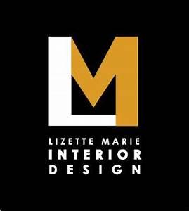 Lm interior design logo website email on behance for Interior decorator logo