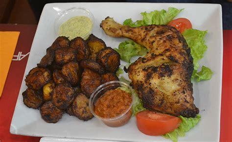 cuisine africaine recette afrik 39 n fusion un fast food africain et bon marché à