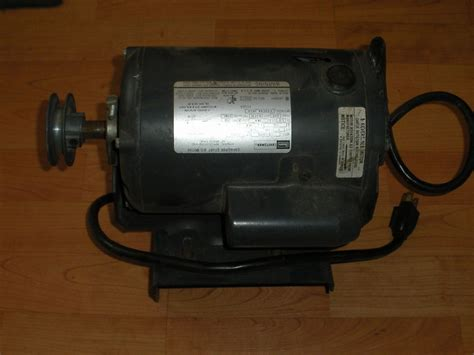 1 hp electric motor for table saw sears craftsman table saw electric motor 1 hp 3 hp max