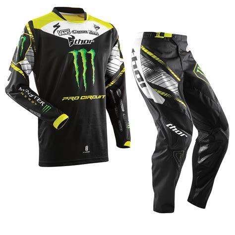 thor motocross jersey thor phase sp14 pro circuit monster energy mx motocross