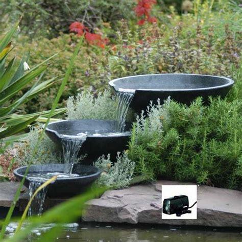 les cascades de jardin de formidables d 233 corations