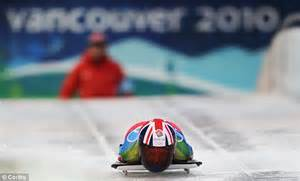 Olympics Skeleton Death Whistler Skiing Taking To Canada S Olympic Snow Village