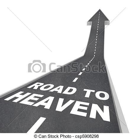 Road to Heaven Clip Art Free