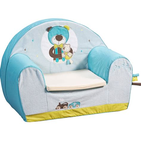 fauteuil chambre bebe fauteuil paddy de sauthon baby deco sur allobébé
