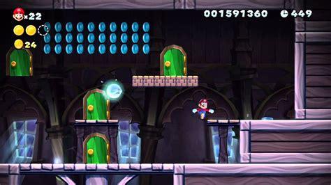 New Super Mario Bros U Wii U Frosted Glacier Ghost