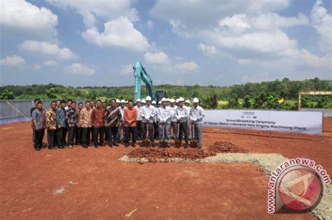 nissan bangun pabrik mesin  transmisi  indonesia