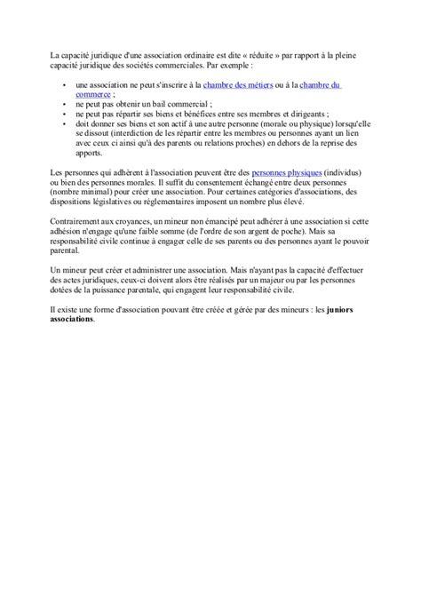 association loi 1901 changement bureau nouveau