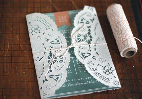 How To Make Wedding Invitations The Ultimate Diy Guide