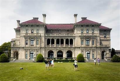 Newport Breakers Rhode Island Mansion Mansions Ri