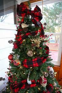 Christmas Tree Decoration Ideas With Ribbons – Christmas ...
