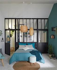 Chambre Deco Industrielle : une chambre au style industriel leroy merlin ~ Zukunftsfamilie.com Idées de Décoration