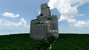 Pics For > Minecraft Biggest House