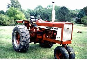 06 Series Tractors Are Unique  - General Ih
