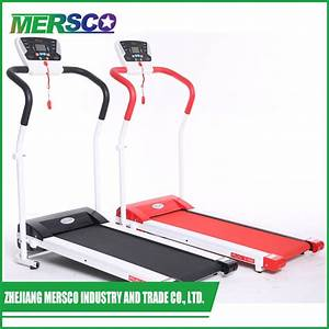 China Small Manual Folding Walking Machine  Mini Treadmill