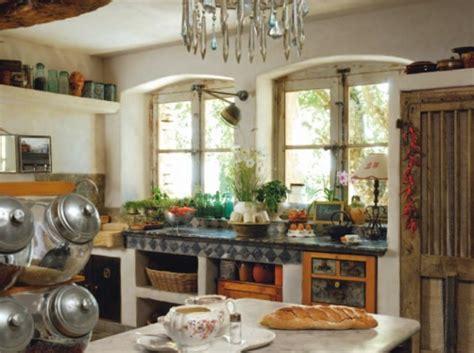 cuisine style brocante décoration cuisine style brocante