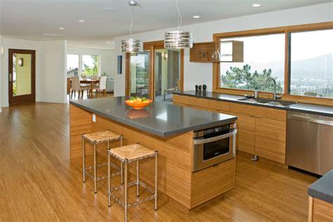 bamboo kitchen cabinets bamboo kitchen modern kitchen san francisco by