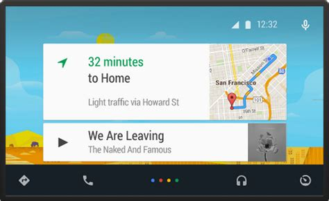 Android Auto Bedienkonzept Design by Unveils Android L With New Material Design