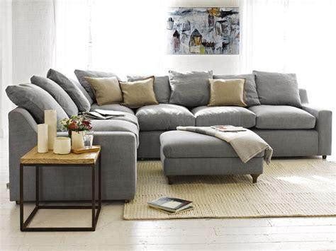 large corner settee sofas made in blighty cloud corner loaf