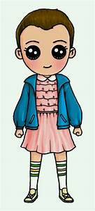 Dessin Kawaii Facile Fille Comment Dessiner Barbie Kawaii