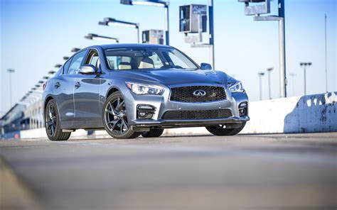 Infiniti Q50s 2018 Widescreen Exotic Car Picture 01 Of 16