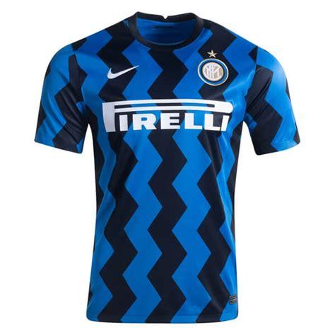 Inter Milan Home Football Shirt 20/21 - SoccerLord