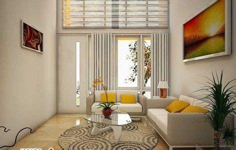 gambar desain ruang tamu mungil  future home pinterest
