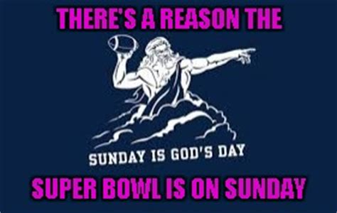 Super Bowl Sunday Meme - you always knew it was true imgflip