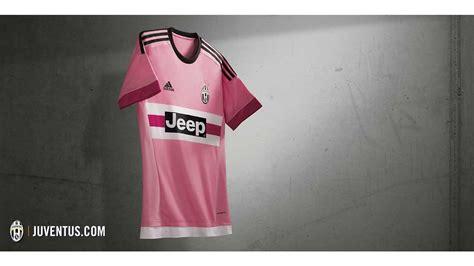 尤文图斯新赛季球衣发布 客场骚粉色亮眼_体球网