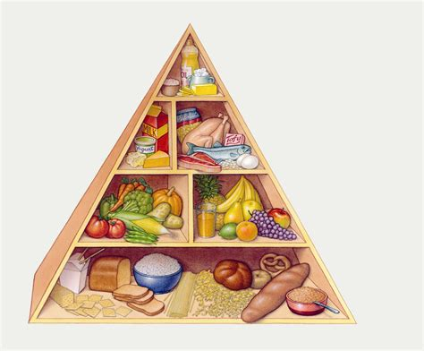 mypyramid for dole nutrition institute 854 | Pyramid w bkgnd