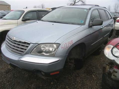 2006 Chrysler Pacifica Parts by Used 2006 Chrysler Pacifica Front Pacifica Fender