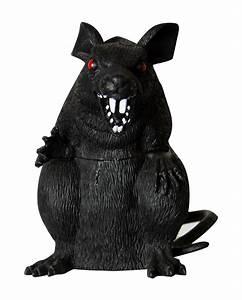 Halloween Deko Außen : angriffslustige ratte 18cm als halloween au en deko ~ Jslefanu.com Haus und Dekorationen