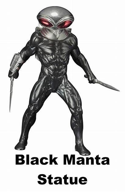 Manta Dc Statue Kotobukiya Artfx Villains Universe