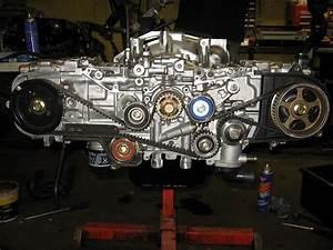 Subaru Boxer Engine Belt Diagram