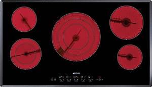 Plaque Vitro Céramique : smeg se 2951 tc2 ~ Melissatoandfro.com Idées de Décoration
