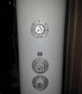 Reglage Thermostat Radiateur Electrique : r glage radiateur lectrique decoral ~ Dailycaller-alerts.com Idées de Décoration