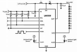 Lm3530 White Led Driver Circuit Design Circuit Diagram World