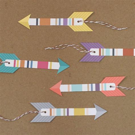 arrow gift tags printable  basic invite