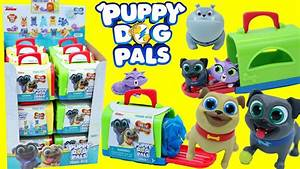 Puppy Dog Pals Blind Bags With Rolly & Bingo Dog Houses ...
