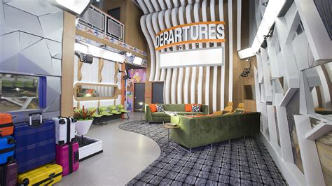 'big Brother 18' House Tour  Hollywood Reporter