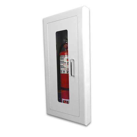semi recessed extinguisher cabinet cad strike elite architectural series semi recessed