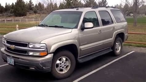 all car manuals free 2004 chevrolet tahoe head up display 2003 chevy tahoe review youtube