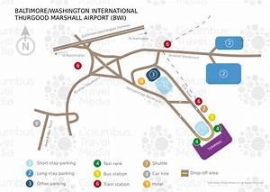Kbwi Airport Diagram