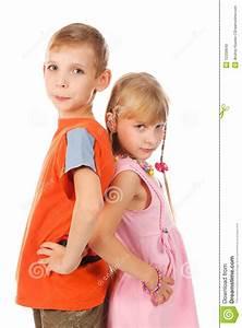 Siblings Stock Photo - Image: 12258940